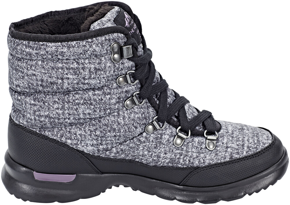 The North Face Thermoball Lace II - Calzado Mujer - gris 42 2017 Calzado de invierno 7RBseDa3hH